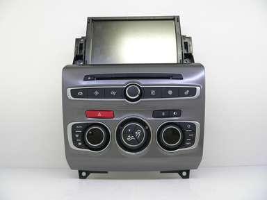 citroen c4 gps navigation system set radio sat nav smeg ebay. Black Bedroom Furniture Sets. Home Design Ideas