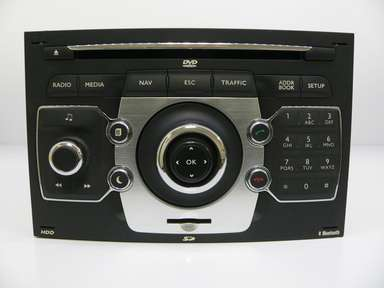 peugeot 3008 gps navigation system set radio sat nav ng4 wip com 3d ebay. Black Bedroom Furniture Sets. Home Design Ideas